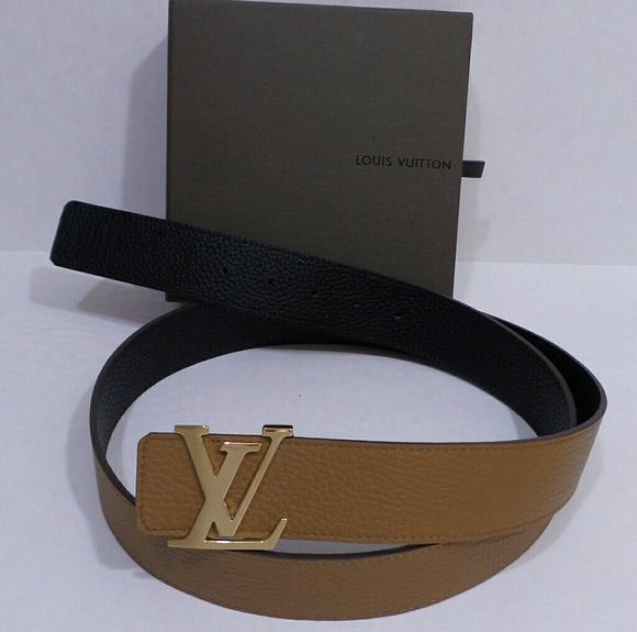 385ee13db6cb Louis Vuitton Other - Louis Vuitton LV Like New Reversible Belt Mens